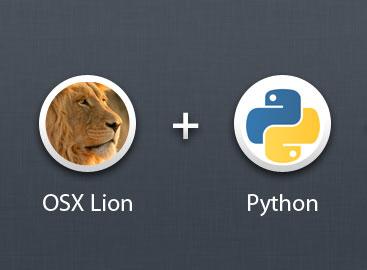 Installing Python MySQLdb on OS X Lion